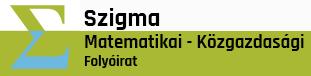 Szigma logó